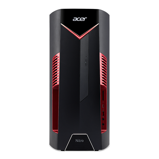 N50-600 Nitro 50, I5-8400, 16GB RAM, 1TB + 256GB SSD, Windows 10 -  DG E0HAA 015